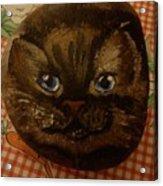 Stone Cats  Acrylic Print