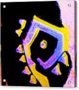 Stoned Acrylic Print