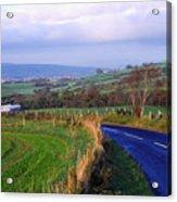 Strabane Plumbridge Road Acrylic Print