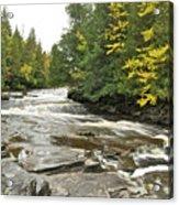 Sturgeon River Acrylic Print