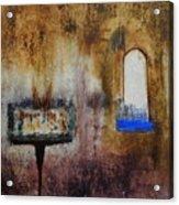 Sudden Doors Acrylic Print