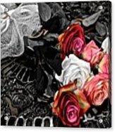 Sundial Bouquet Acrylic Print