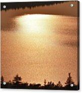 Sun's Reflection Acrylic Print