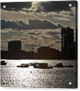 Sunset - 15 Acrylic Print