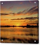 Sunset Glow Acrylic Print
