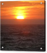 Sunset.. Acrylic Print