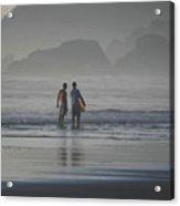 Surf Pals Acrylic Print