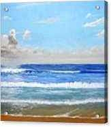 Surfside Morning Acrylic Print