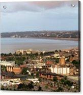 Swansea Bay South Wales Acrylic Print