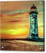 Talacre Lighthouse - Wales Acrylic Print