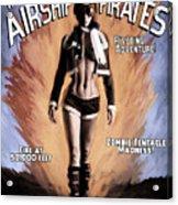 Tales Of The Airship Pirates Acrylic Print