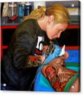 Tattoo 1 Acrylic Print