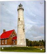 Tawas Point Lighthouse - Lower Peninsula, Mi Acrylic Print