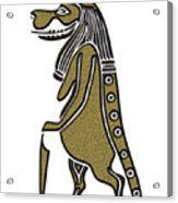 Taweret - Mythical Creature Of Ancient Egypt Acrylic Print