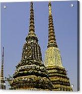 Thailand Architecture Acrylic Print