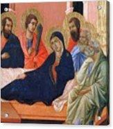 The Apostles Of Maria Fragment 1311  Acrylic Print