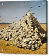 The Apotheosis Of War Acrylic Print