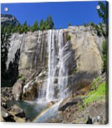 The Beautiful Venral Fall Acrylic Print
