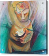 The Birth Of Peace Acrylic Print