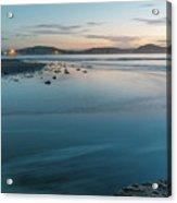 The Blues - Daybreak Seascape Acrylic Print