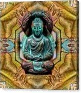 The  Buddhas Of Ayahrtyan  Acrylic Print