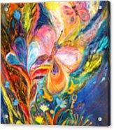 The Butterflies Acrylic Print