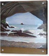 The Cave Acrylic Print
