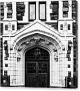 The City College Of New York Acrylic Print