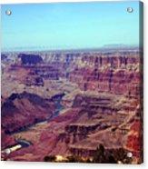The Colorado River Acrylic Print