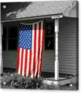 The Colors Of Freedom Acrylic Print