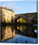 The County Bridge Acrylic Print