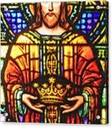 The Crown Acrylic Print