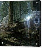 The Elder Scrolls V Skyrim Acrylic Print