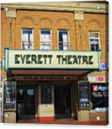 The Everett Acrylic Print