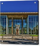 The Fort Worth Modern Art Museum Acrylic Print