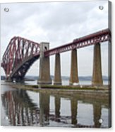 The Forth - Scotland Acrylic Print