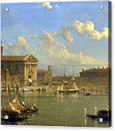 The Giudecca. Venice  Acrylic Print