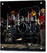 the Grateful Dead 03 Alpine Valley 1987 Acrylic Print