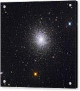 The Great Globular Cluster In Hercules Acrylic Print