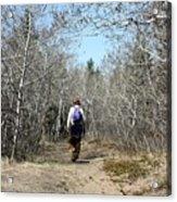 The Hike Acrylic Print