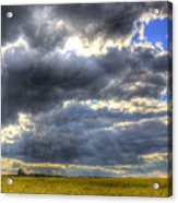 The Impending Storm Acrylic Print