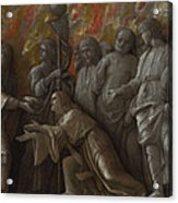 The Introduction Of The Cult Of Cybele At Rome Acrylic Print