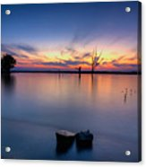 The Lakeside Acrylic Print