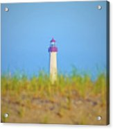 The Lighthouse At Cape May Acrylic Print
