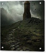 The Lost Tower Acrylic Print