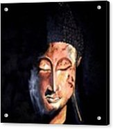 The Madas Buddha Acrylic Print