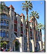 The Mission Inn  Acrylic Print