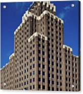 The National Archives Building - St Louis Acrylic Print