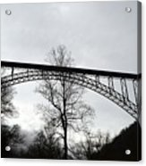 The New River Gorge Bridge Acrylic Print