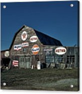 The Nostalgia Barn Acrylic Print
